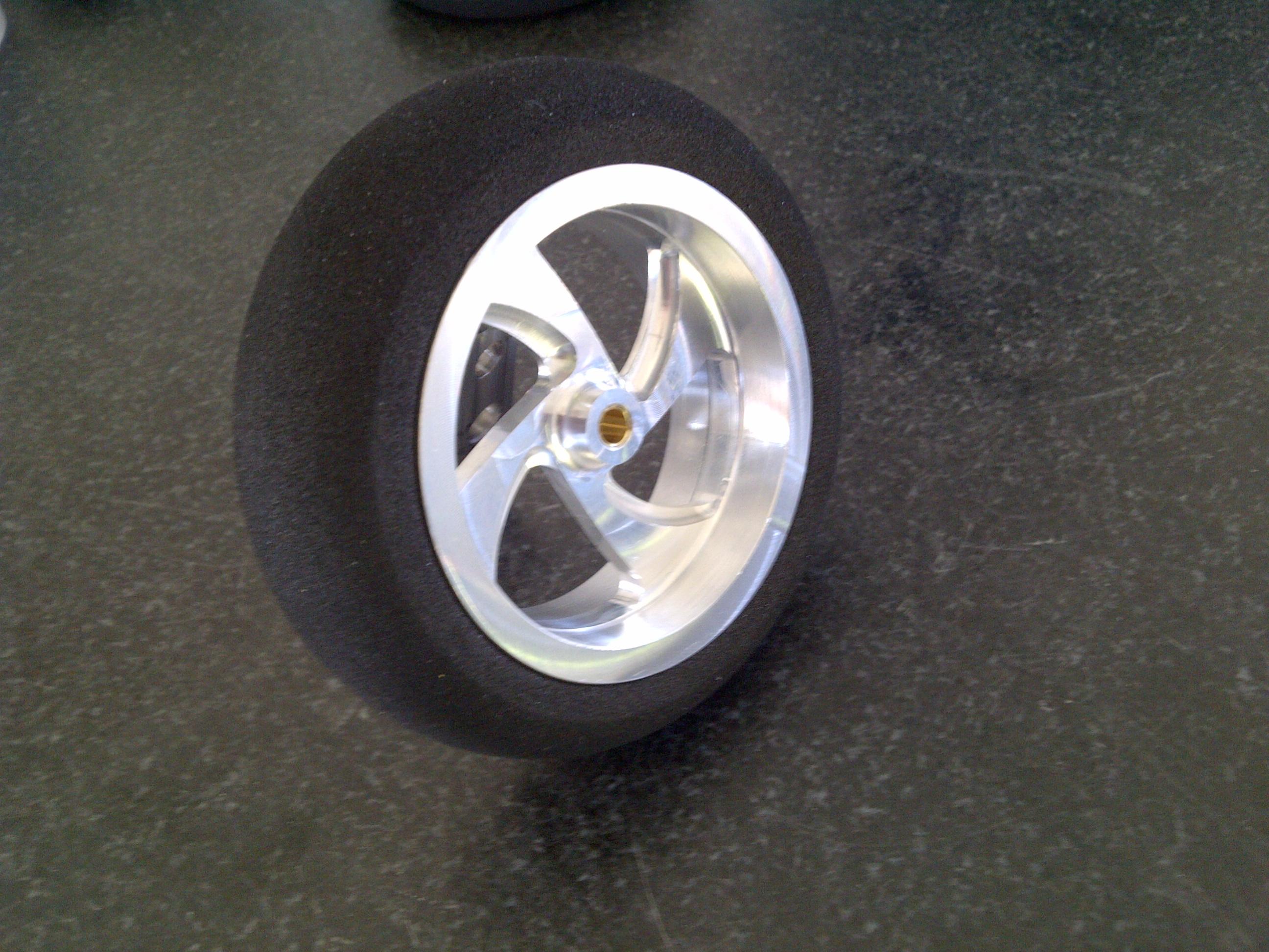 Cerchio in alluminio