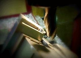 fresatura metalli tradizionale